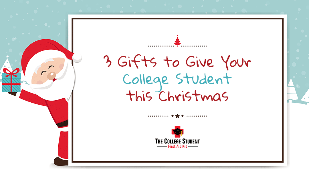3 Gifts to Give Your College Student This Christmas