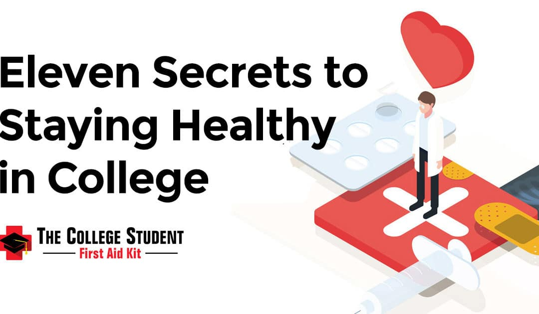 11 Secrets to Staying Healthy in College